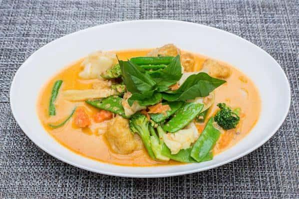 L1. Panang Curry