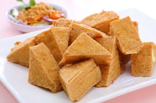 Golden Tofu (8 Pcs)