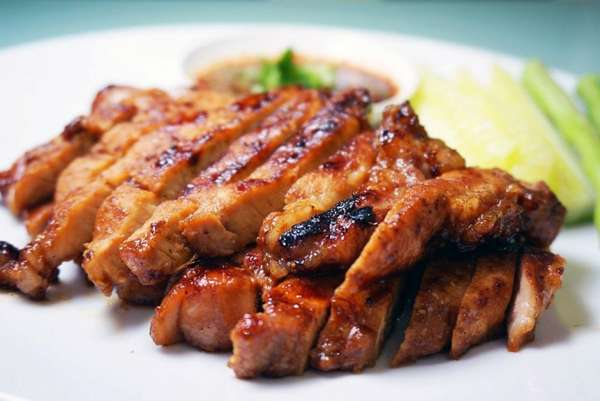 BBQ Pork with Sticky Rice (Catering)