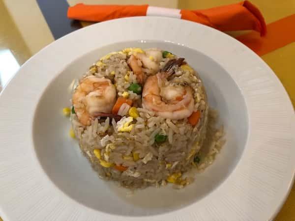 Shrimp Eater