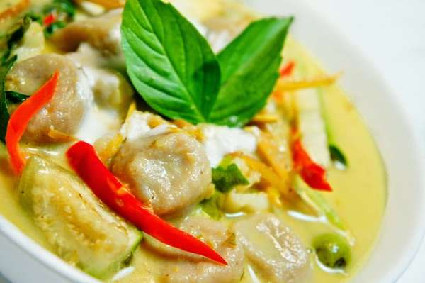 L2. Green Curry