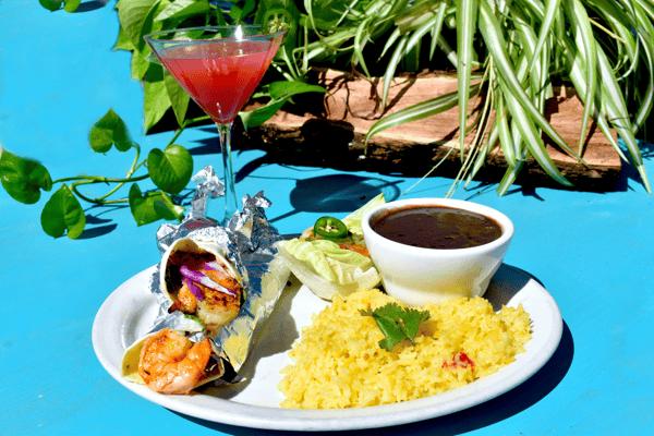 Fresh Gulf Seafood Tacos