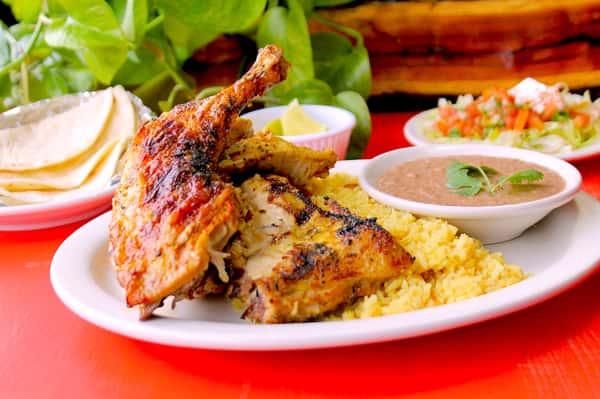 Pollo Asado (Half)