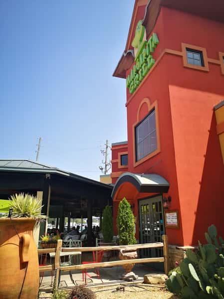 Exterior of Margarita Grill