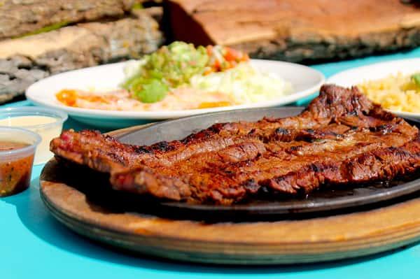 Mesquite Carne Asada Tampiqueña