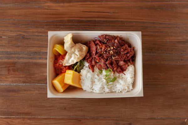 Spicy Pork Bulgogi DOSIRAK