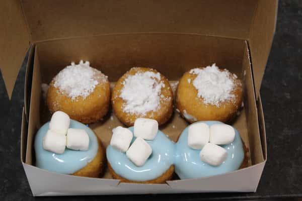 6 Mini Donuts