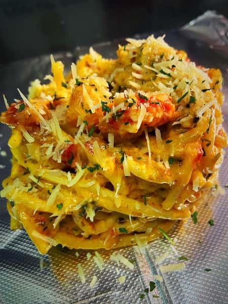 Sea and Soul Food Spaghetti