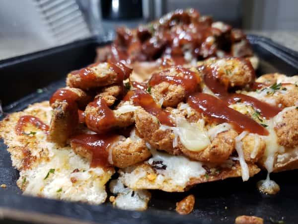 Brisket Cajun Que Sandwich