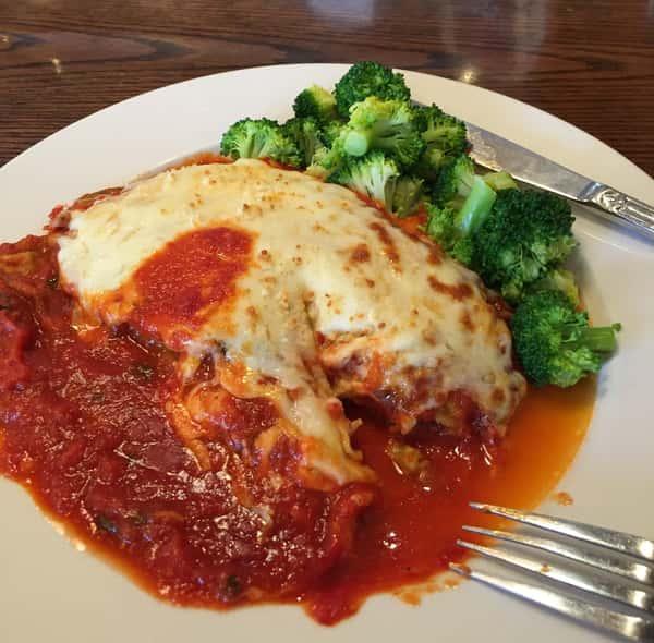 Mama's Lasagna