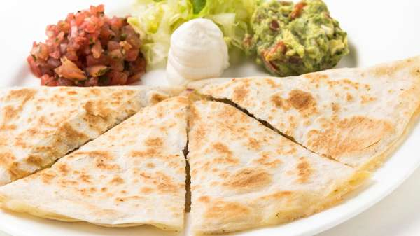 Cheese Quesadilla