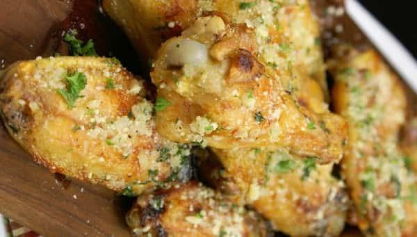 Wings - Parmesan Garlic