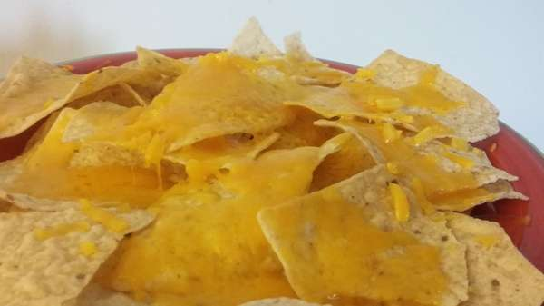 Traditional Nachos