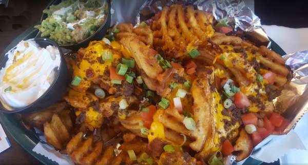 Nacho Fries (Full Order)