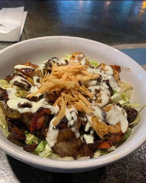 Tostada Salad*