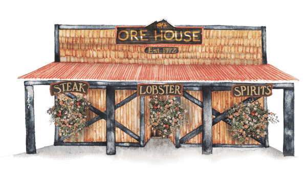 Ore House Dining Room