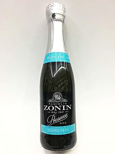 Zonin Prosecco Sparkling Wine - Split