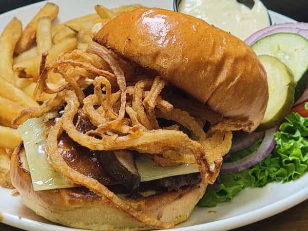 Steakhouse Burger*