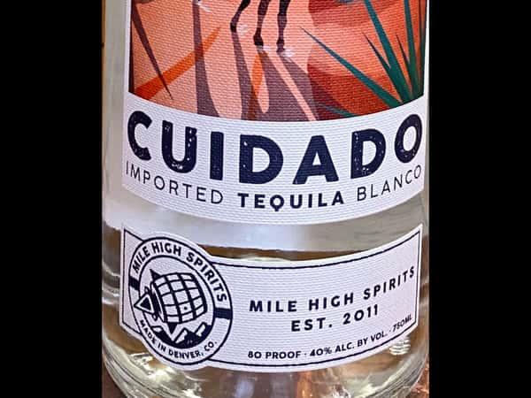 Cuidado Tequila