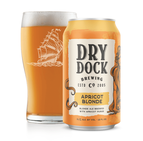 Dry Dock Brewing Company - Apricot Blonde