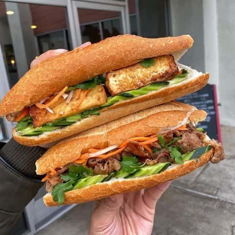 Viet baguette / Bánh mì