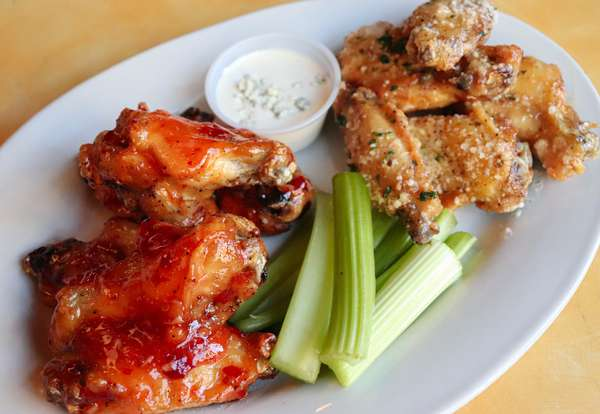 specialty wings