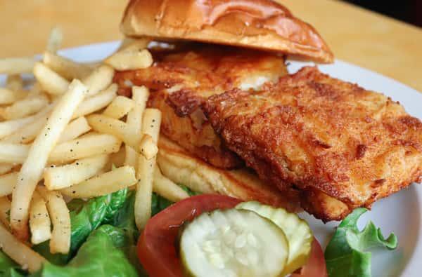 dogfish sandwhich