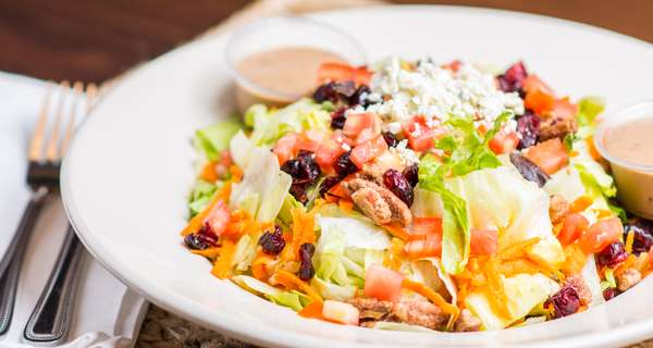 LUCKY'S CHOPPED SALAD