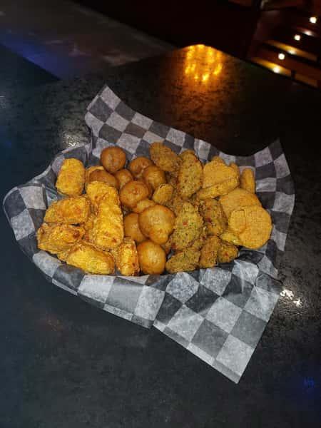 Fried Veggie Basket