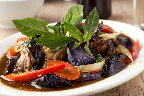 #15 Pad Makeur (Eggplant)