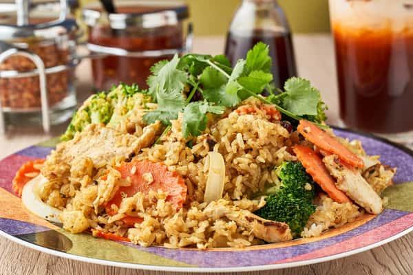 #26 Kao Pad Supparot (Pineapple Fried Rice)