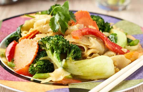 #22 Madras Curry Noodle