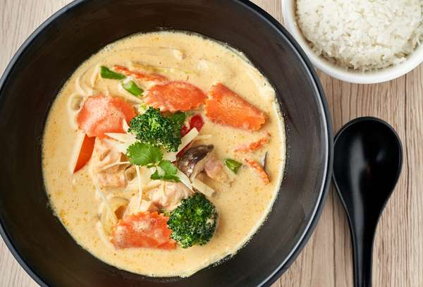 #20 Wild Salmon Delicacy
