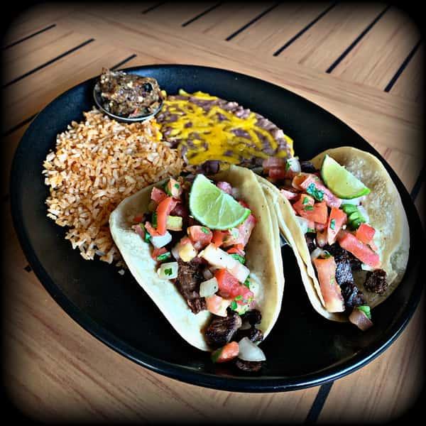 Carne Asada Tacos (2)