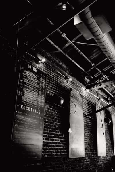 interior menu