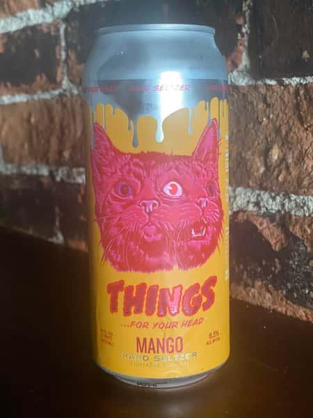 Brouwerij West Mango Hard Seltzer