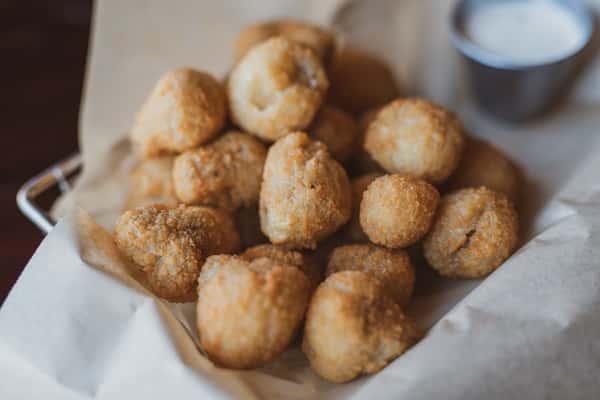 Deep Fried Breaded Shrooms