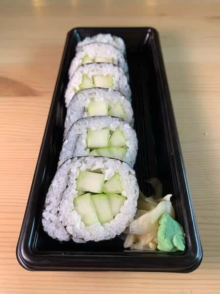 6pcs. Cucumber Cut Roll
