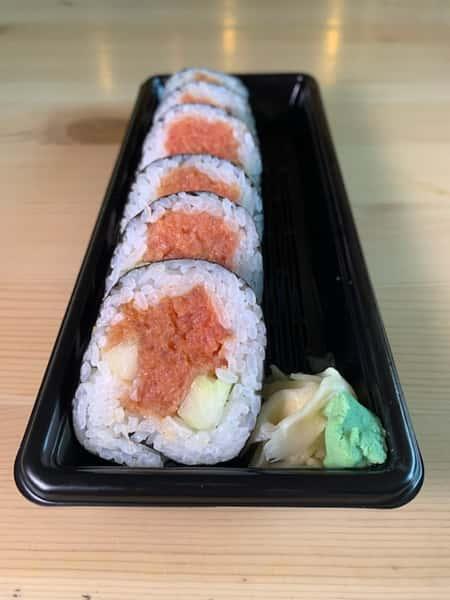 6pcs. Spicy Tuna Roll