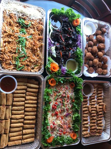 Catering by Emporium Thai