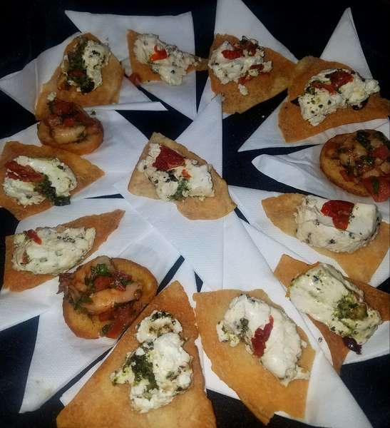 Mediterranean Feta Roll