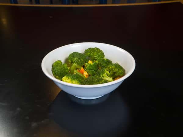 Steam Mix Vegetables
