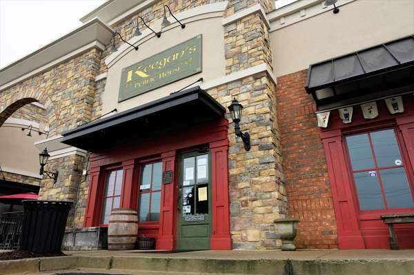 Keegan's store front kennesaw