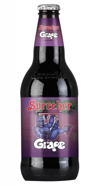 Sprecher Grape Soda