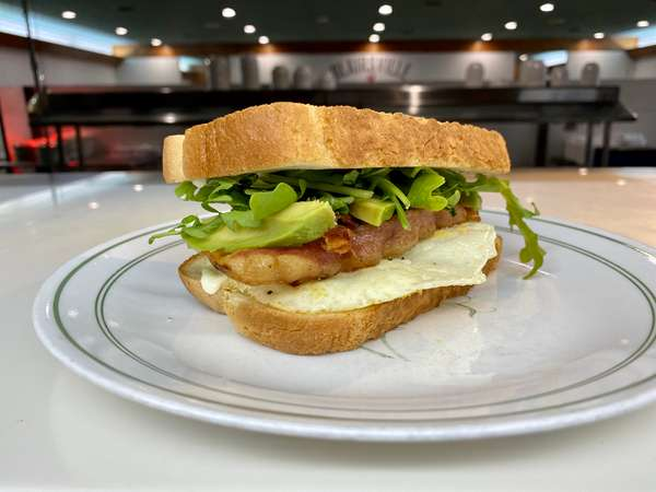 Bacon/Egg/Avocado/Arugula