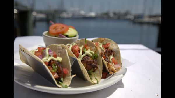 Grouper Tacos