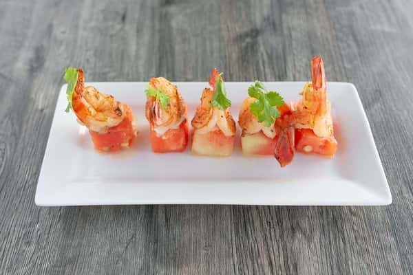 Grilled Shrimp Bites