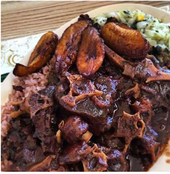 Ox-tail Meal