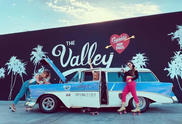 Valley love!