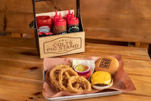 Wood Grilled Burger-1